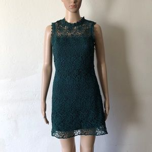 Forever 21 Collection Lace Overlay Dress